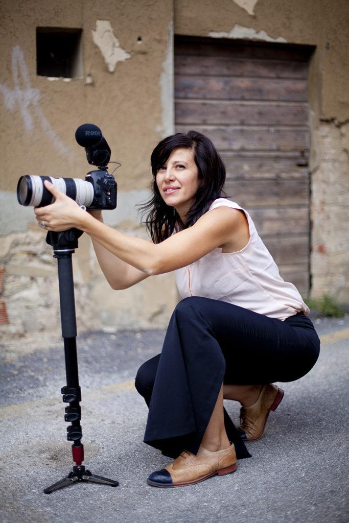 Destination wedding videography - Italian wedding videographer Tiziana Billi - Tuscany