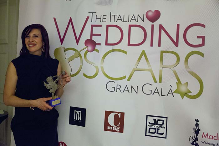 Award winning wedding videographer - The Italian Wedding Oscars