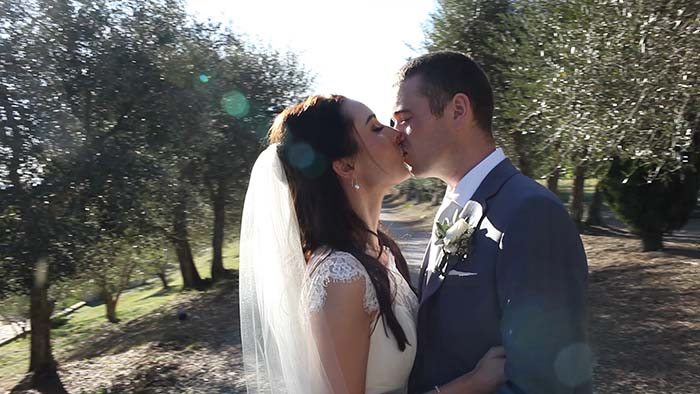 Wedding video Terre di Nano wedding video Monticchiello Tuscany