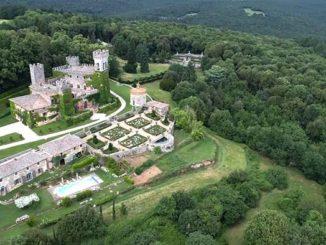 Castello di Celsa wedding video