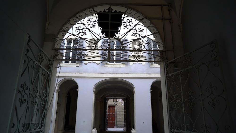 Palazzo Sergardi Biringucci video - detail 2
