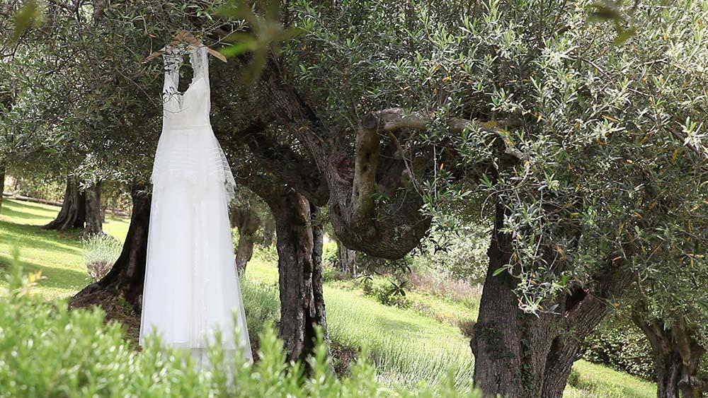 Villa San Crispolto wedding video
