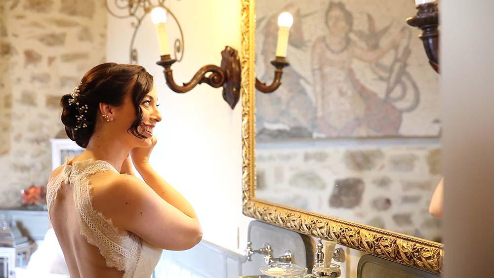 Wedding video Villa San Crispolto