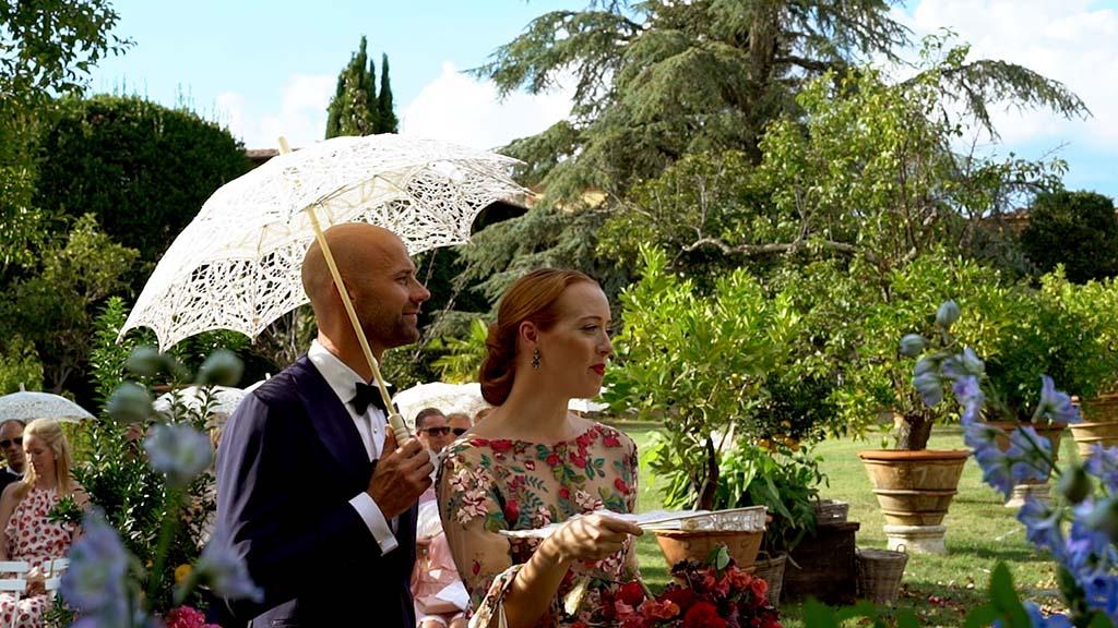 Villa Catignano wedding in Tuscany Italy