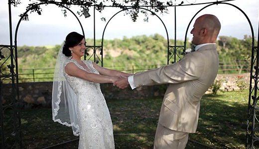 Irish wedding in Rome feat img