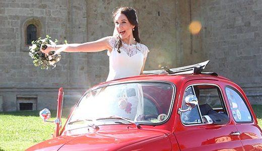 Terre di Nano wedding video Monticchiello Tuscany feat img