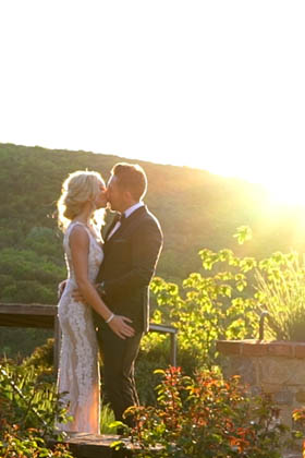 Italian wedding video portfolio. Italian wedding video artist Tiziana Billi